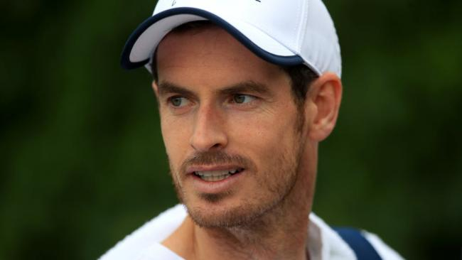 The athlete that 'definitely deserves a knighthood' according to Andy Murray