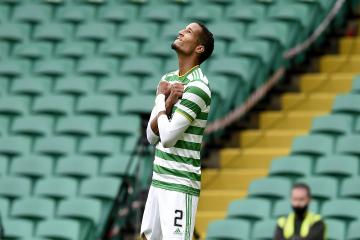 Celtic in Christopher Jullien boost as defender set for return from injury in Sparta Prague clash