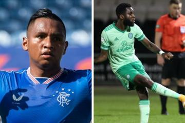 Football Manager 2021: Who is better, Odsonne Edouard or Alfredo Morelos?