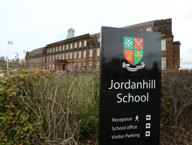 Cops investigate reports of man following pupil at Jordanhill school