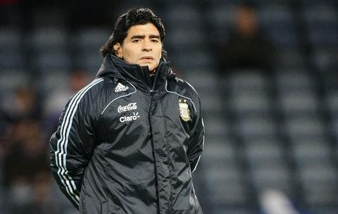 Minute's silence for Maradona to be held before Champions League games