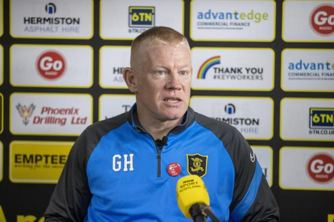 Livingston boss Gary Holt resigns as Lions announce new interim management team
