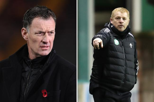 Chris Sutton brands Neil Lennon 'delusional' and admits Celtic boss in 'big trouble'