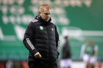Neil Lennon to lead Celtic as normal against AC Milan in the Europa League