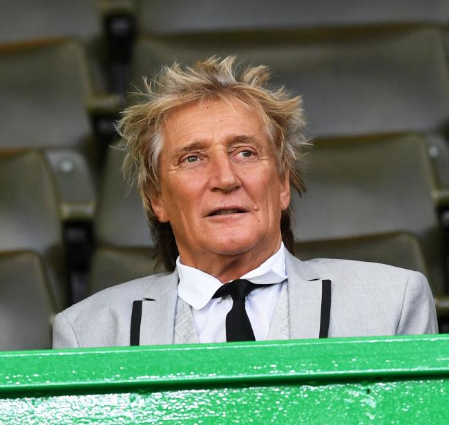 Celtic-daft Rod Stewart backs Neil Lennon and insists no manager would touch job with a 'bargepole'