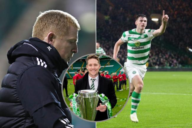 Celtic fans who daubed graffiti outside Kieran Tierney's home same type to abuse Lennon out protests, says Commons