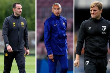 Fact file: The men who could replace Neil Lennon as Celtic manager