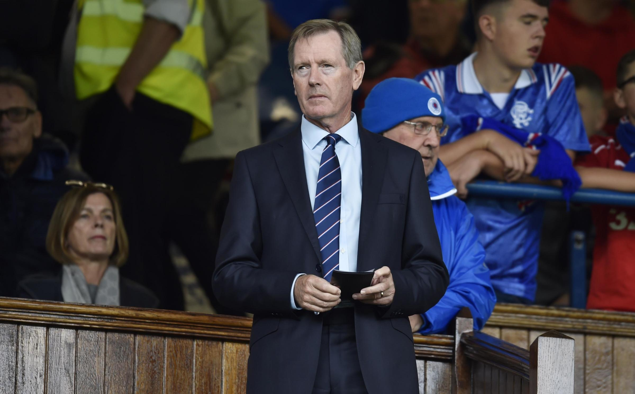 Dave King addresses Rangers share deal and Malcolm Murray's Club 1872 board bid