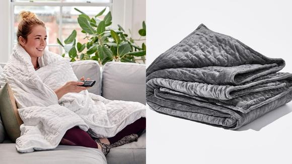 Glasgow Times: Best gifts for women: Gravity Blanket Credit: Gravity