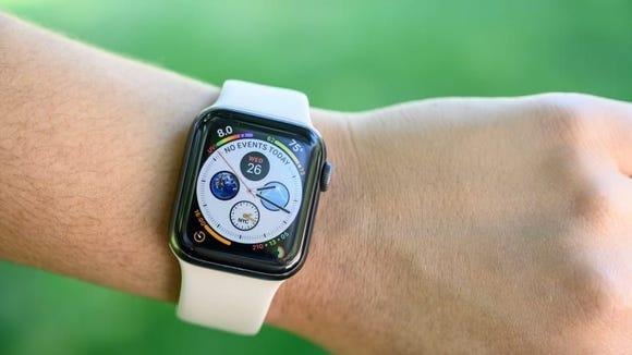 Glasgow Times: Best gifts for women: Apple Watch Credit: Reviewed