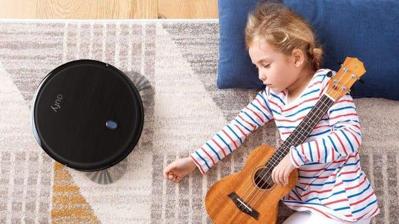 Glasgow Times: Best gifts for women: Robot vacuum Credit: Eufy