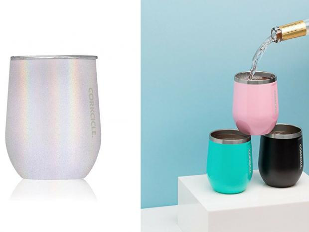 Glasgow Times: Best gifts for women: Corkcicle Wine Tumbler  Credit: CORKCICLE