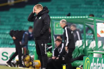 Neil Lennon says he could have been sacked, but protest had nothing to do with his Celtic stay of execution