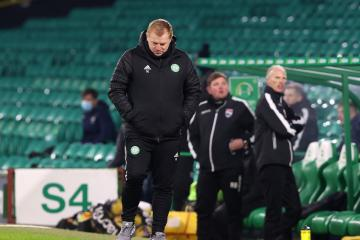 'Nothing means more to me than the success of the club. It hurt, no question': Neil Lennon tells of pain at Celtic fans protest
