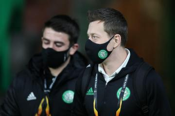 Callum McGregor: Celtic can't throw in the towel in the Premiership - it's only January and things can change