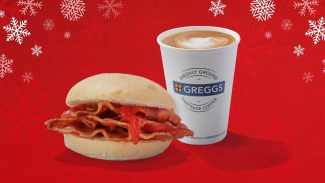 Greggs giving away free breakfast across the UK  - how to claim yours. (Greggs)