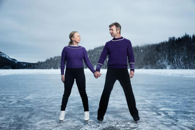 Christopher Dean talks about TV special Dancing on Thin Ice