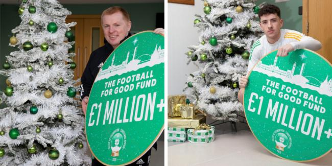Celtic FC Foundation raises £1m to provide support during pandemic