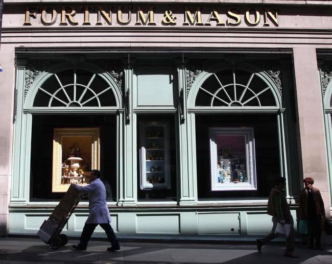 Fortnum and Mason store in Piccadilly, London  Picture: Katie Collins/PA Wire