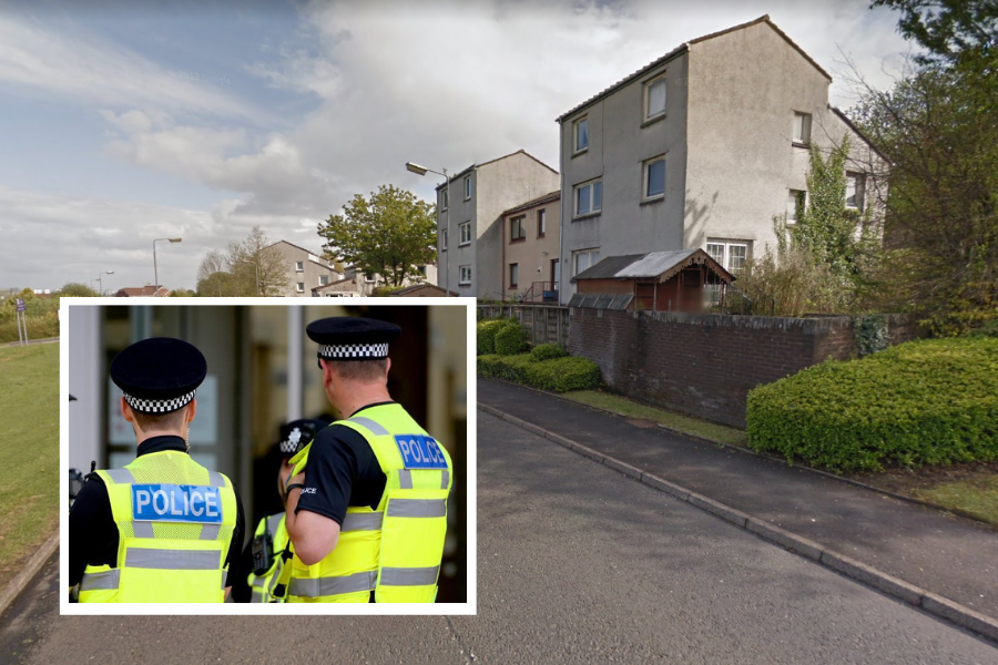 Man dies after daylight assault in residential street as police cordon off scene