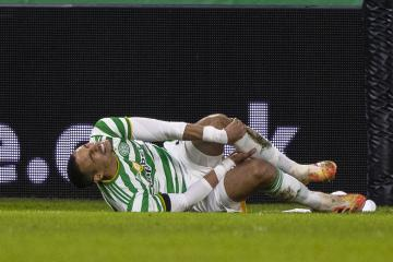 Watch: Celtic's Christopher Jullien steps up rehab and shares footage walking without crutches