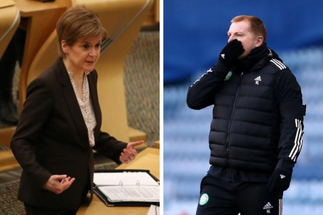 'What is the purpose of being there?': Celtic Dubai trip needs 'looked into', says Sturgeon