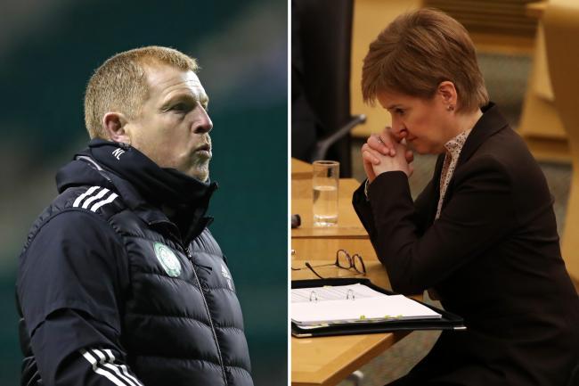 Nicola Sturgeon reacts to Celtic coronavirus chaos as she urges Parkhead club to 'reflect seriously'