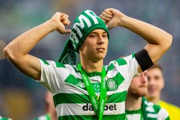 Celtic dealt transfer blow as Filip Benkovic opts against Parkhead return