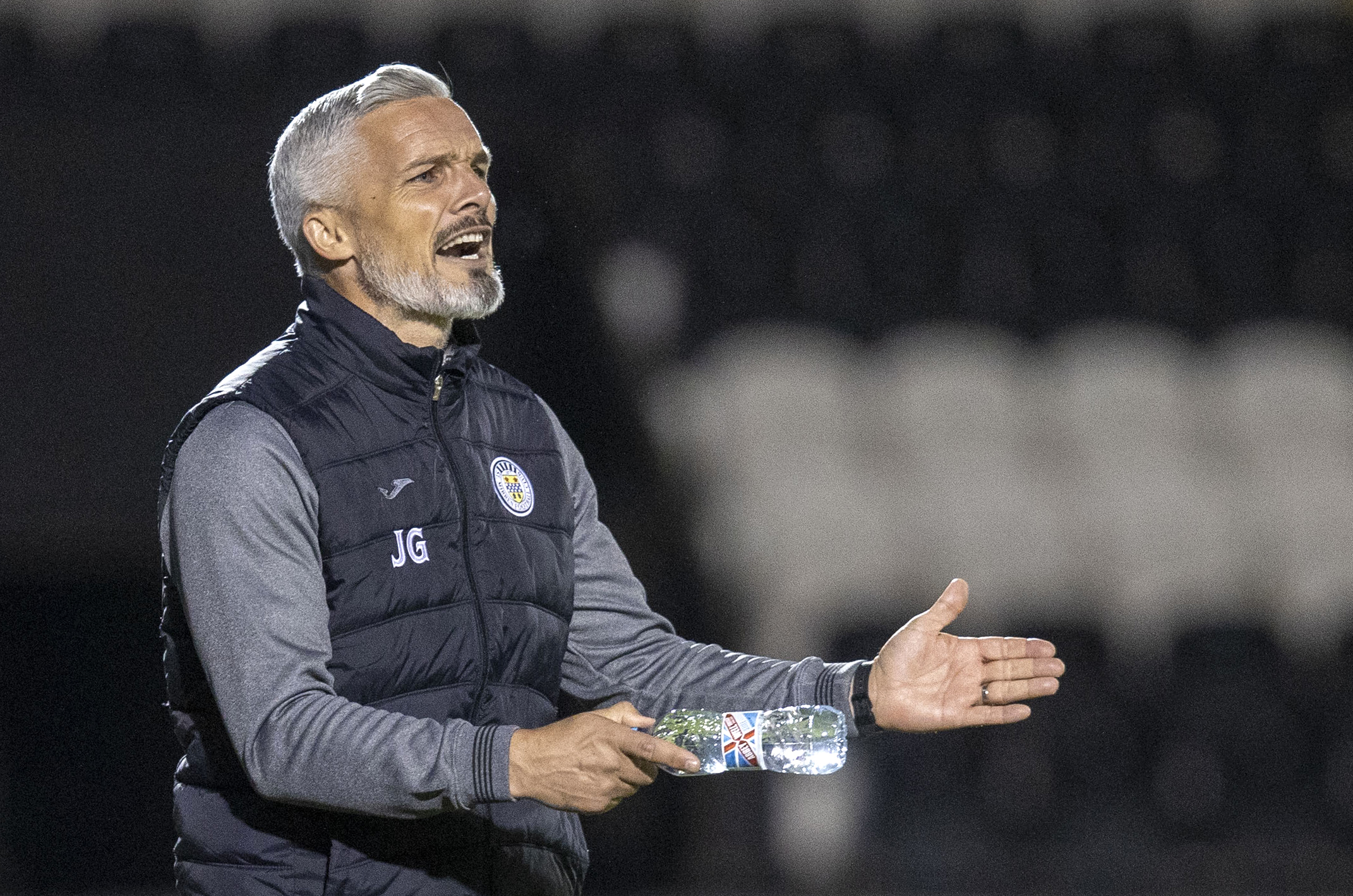 St Mirren boss Jim Goodwin 'absolutely delighted' with capture of Eamonn Brophy