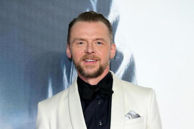 Glasgow Times: Simon Pegg is one of many household names to attend the festival over the years