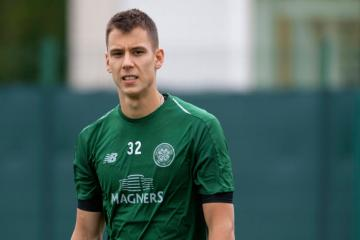 Celtic 'open talks' with Leicester City over Filip Benkovic loan deal