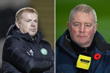 Rangers hero Ally McCoist slams Celtic for Dubai trip in furious on-air rant