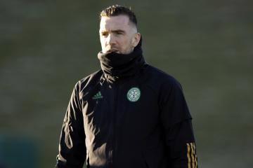 Celtic provide update on the future of Shane Duffy after early return from Dubai