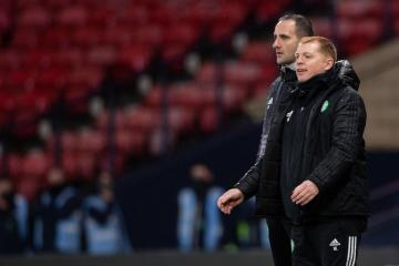 John Kennedy says Neil Lennon poolside snap gave wrong picture of Celtic's Dubai trip