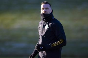 Shane Duffy remains in Celtic's plans, according to John Kennedy
