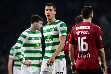 John Kennedy confirms Celtic hope to bring Filip Benkovic back to the club