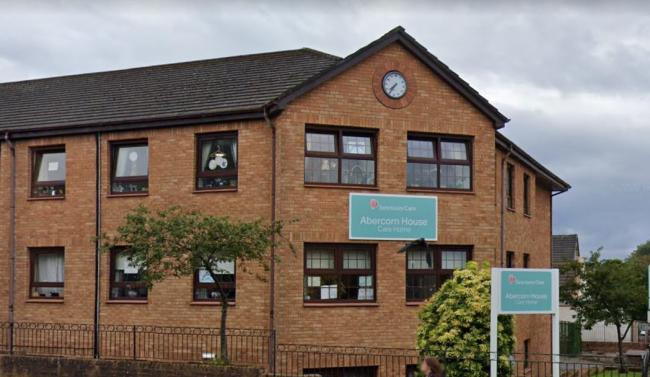 Covid-19 outbreak at care home which was first to receive vaccine