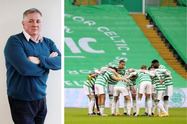 Martin Hannan, who helped Neil Lennon write his memoirs, has blasted the Hoops' Dubai trip