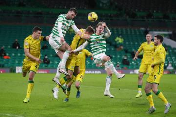 Celtic 1 Hibernian 1: How Neil Lennon's players rated as they dropped two more Premiership points