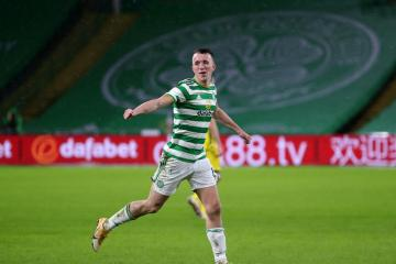 Celtic should build their team around David Turnbull, says his former youth coach Gordon Young