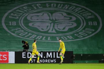 Celtic 1 Hibernian 1: How Jack Ross's players rated as they fought back to secure a Parkhead draw