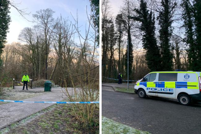 Body of a man recovered from Rouken Glen Park
