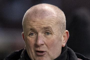 Martindale reacts to Celtic's Dubai trip ahead of match