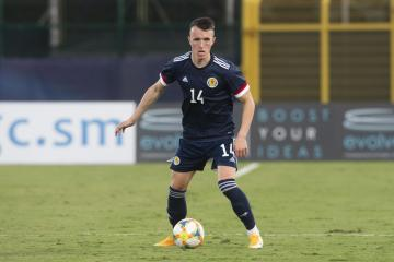 David Turnbull is a 'shoo-in' for Scotland's Euro squad