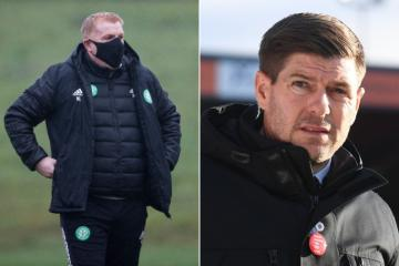 Celtic and Rangers both have games rescheduled for live Sky Sports broadcast