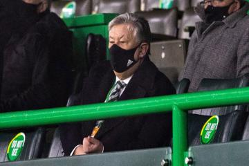 Celtic's Green Brigade fan group issue brutal Peter Lawwell statement demanding resignation after 'parody-like' Dubai apology