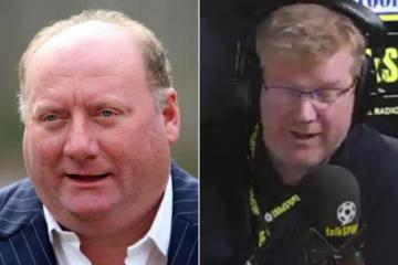 Celtic-daft Alan Brazil slaughters 'diddy' Adrian Durham after talkSPORT host calls for League Two demotion over Dubai chaos