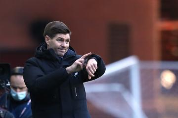 Steven Gerrard insists Premiership season must be played in full as he dismisses null and void suggestions