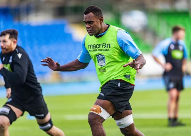 Leone Nakarawa has been recovering from a knee injury