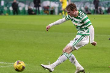 Celtic kid Cameron Harper in advanced talks with New York Red Bulls over pre-contract with Hoops deal on table